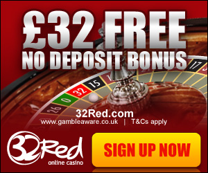 32red Mobile Casino bonus
