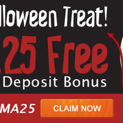 Grab Emma's Tasty Halloween Treat With Castle Casino!