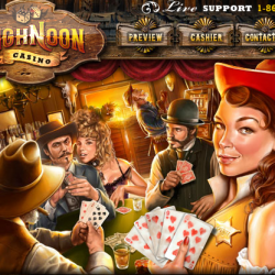 No Deposit Bonus: High Jackpots With High Noon Casino