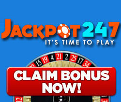 Jackpot 247 Gives you £400 Extra: Limited-Time Offer!