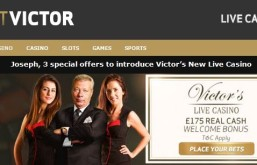 BetVictor's New Live Casino: Take a Spin in Victor Chandler's Casino Lounge!