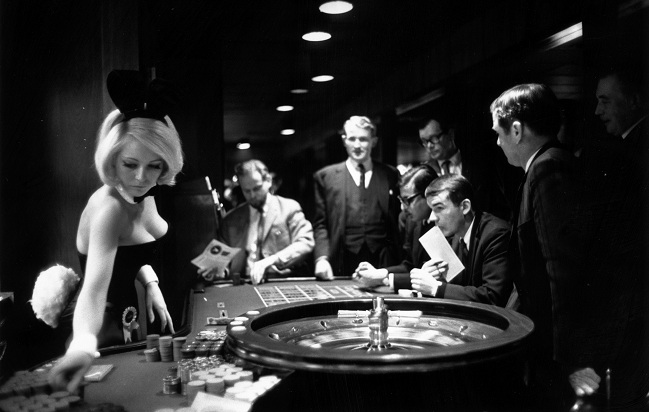 Playboy Roulette 1960s