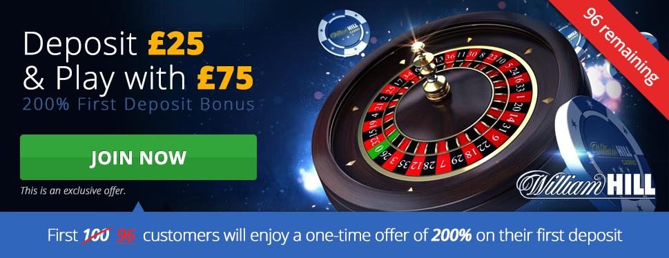 online casino william hill casino spiele book of ra