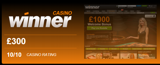 Winner Casino: Now Available On Roulette.co.uk